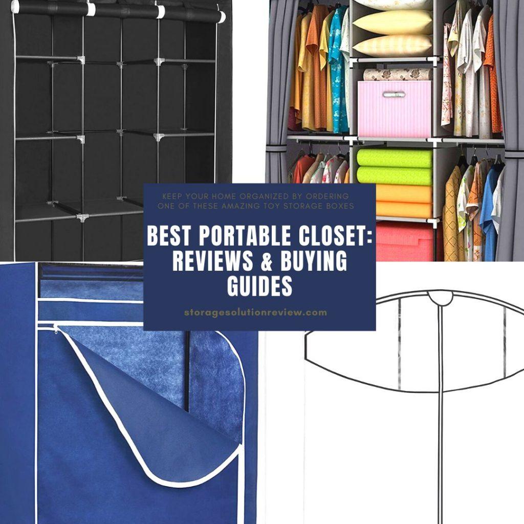 best portable closet review
