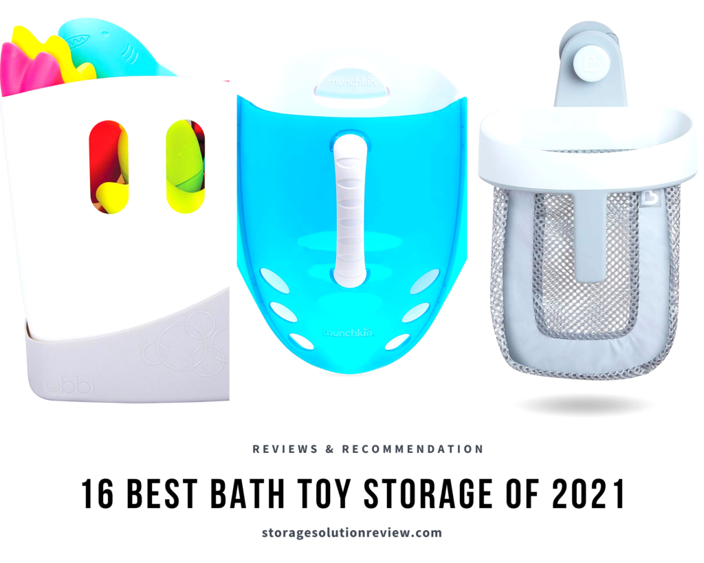 Best Bath Toy Storage