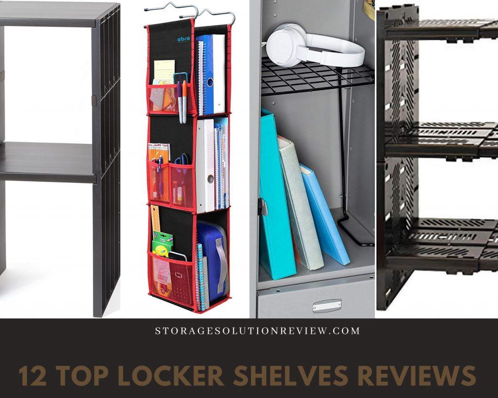 Best Locker Shelves Reviews