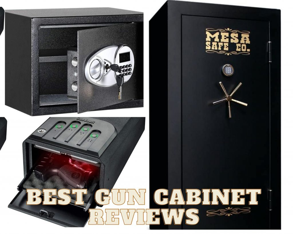 Best Gun Cabinet Reviews in 2020