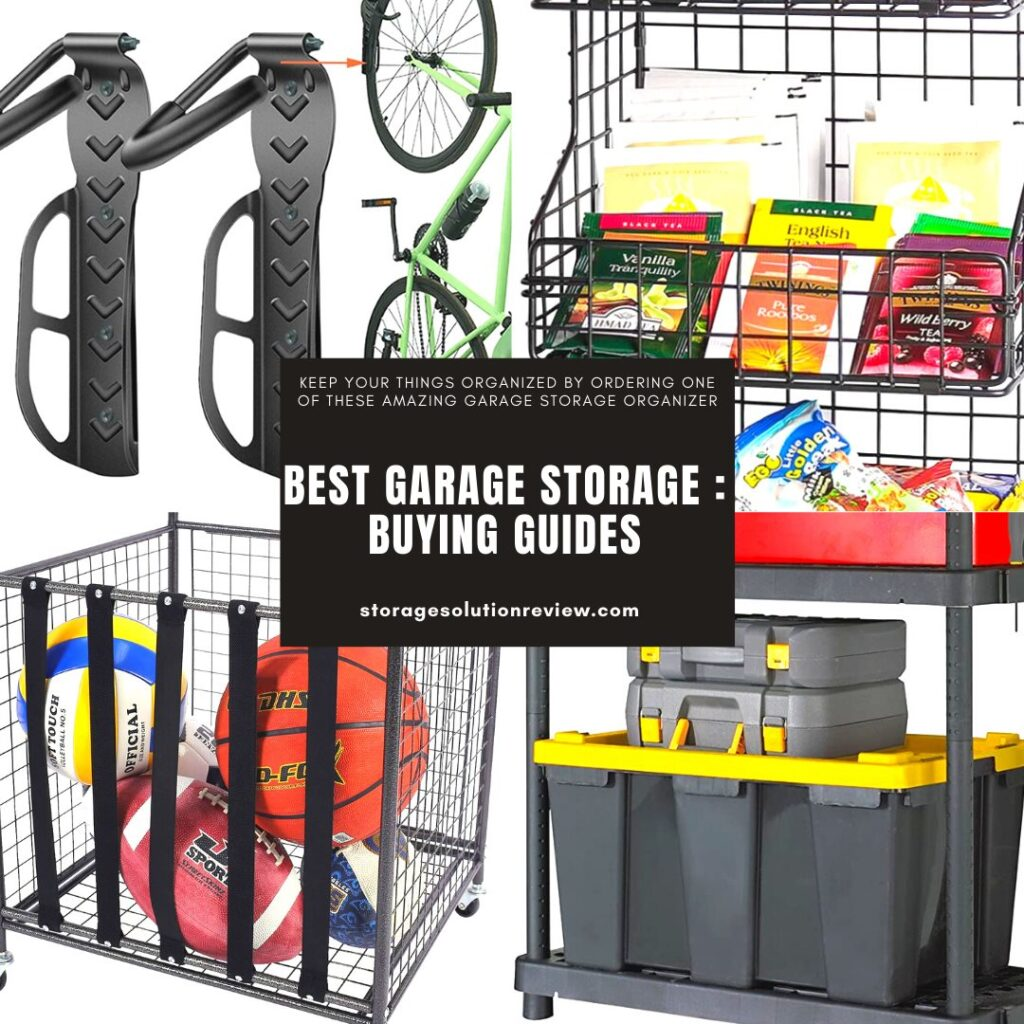 Best garage storage systems 2021