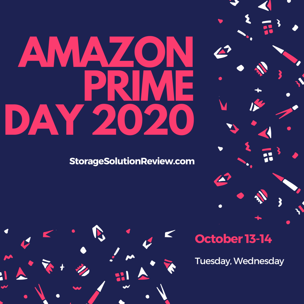 Storage Solution Review Amazon Prime Day 2020