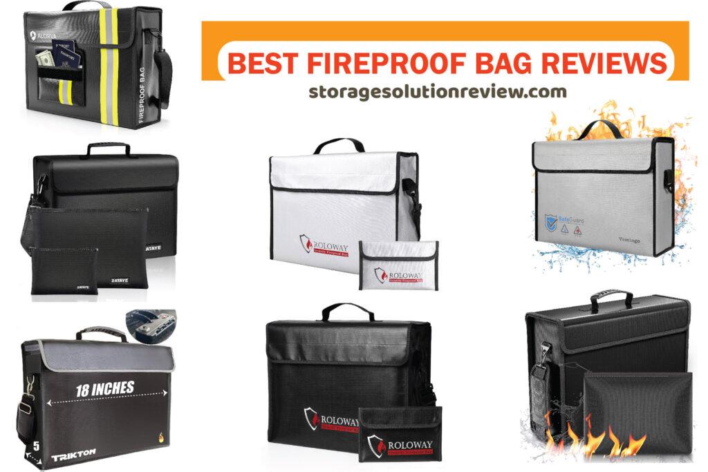 best fireproof bag on amazon