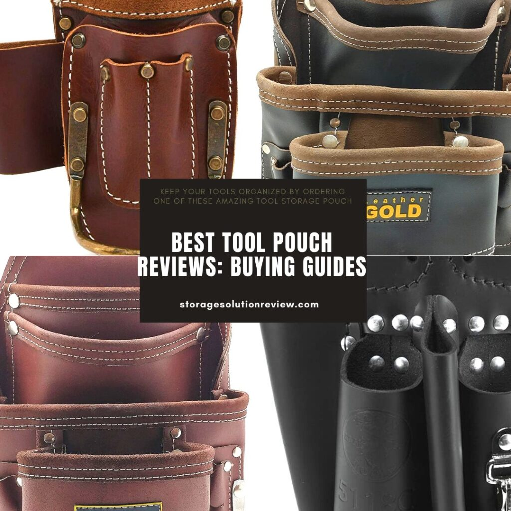 Best small tool pouch 2021