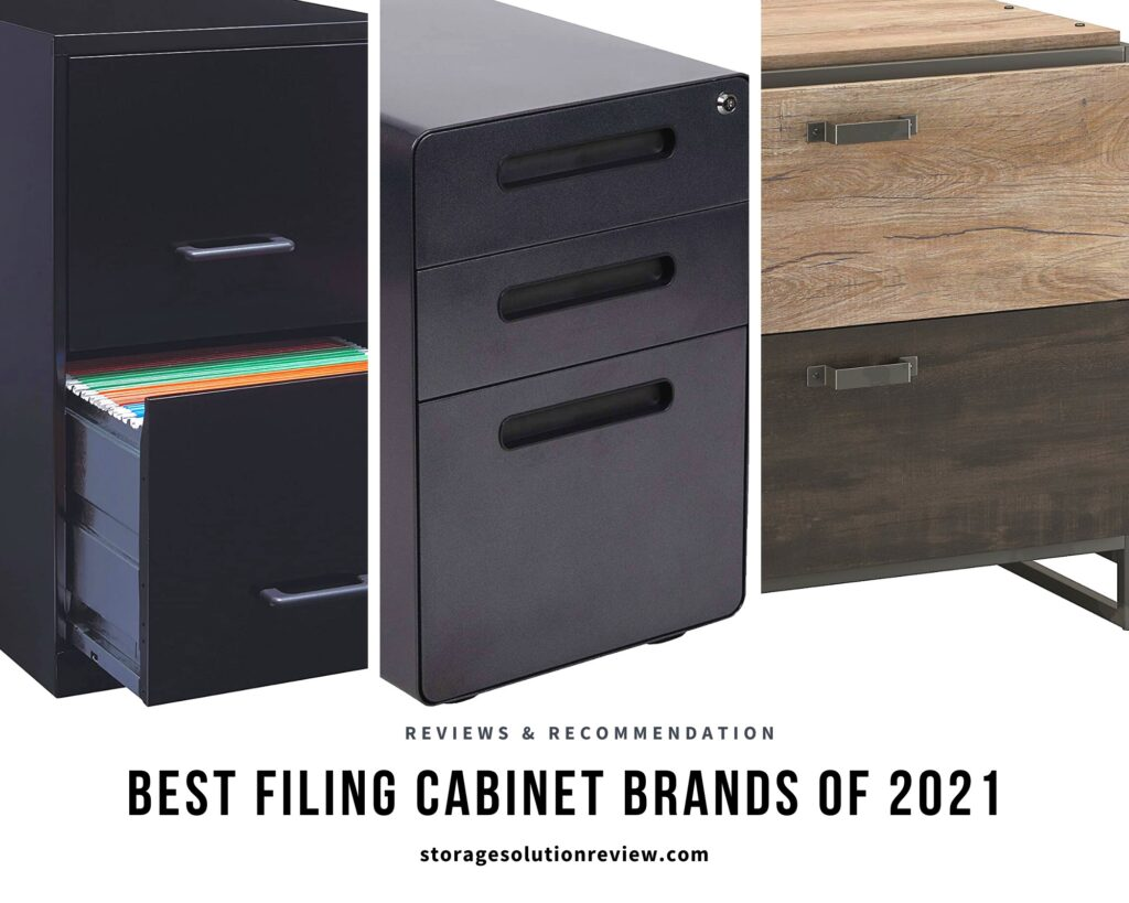 Best File Cabinets Reviews 2021
