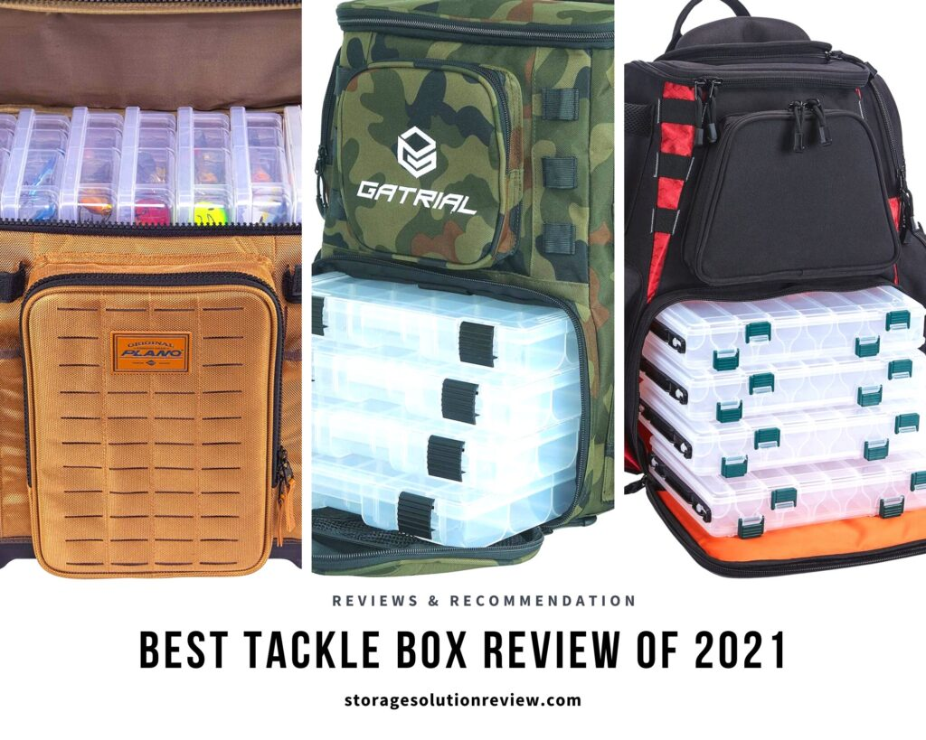 Best Tackle Boxes Review