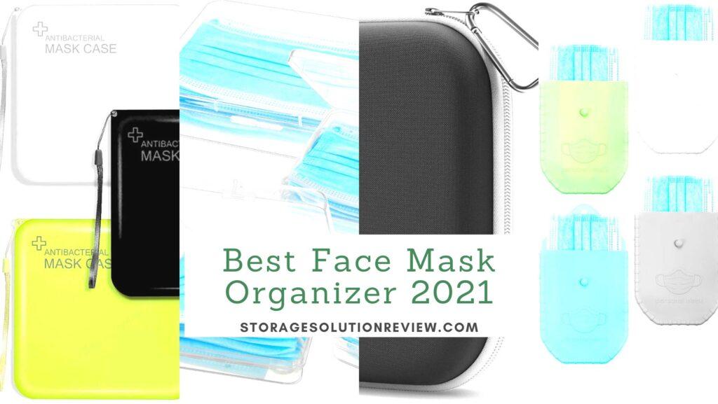 Best Mask Organizer